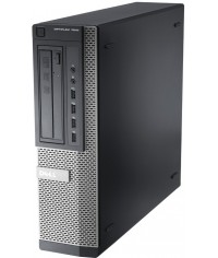 .DELL Gamer 7010DT Intel®Core™i7-3770 3.9GHz QuadCore 8GB RAM 128GB SSD+500GB HDD Windows 7/10 Professional