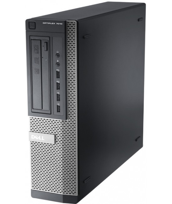 .DELL OptiPlex 7010DT Intel®Quad Core™i5-3330@3.2GHz|4GB RAM|320GB HDD|Windows 10 PRO