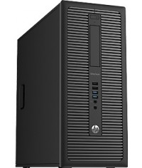 .HP EliteDesk 800 G1 CMT Intel®DualCore™i5-4590@3.7GHz|8GB RAM|128GBSSD+500GB HDD|DVD|Windows 10 PRO