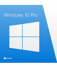 Microsoft Windows 10 Professional 64bit, SK USB (FQC-09122)