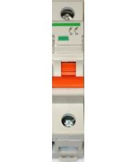 EBASEE EBS6G-63 63A 1Fázový Hlavný vypínač bez charakteristiky