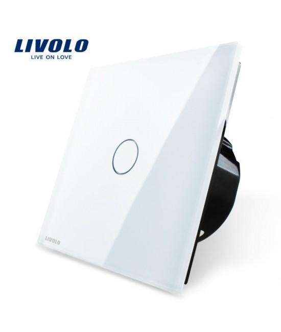 Dotykový vypínač č.5 - schodiskový s možnosťou diaľkového ovládania VL-C701SR-11/12