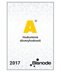 Certifikát BISNODE HN